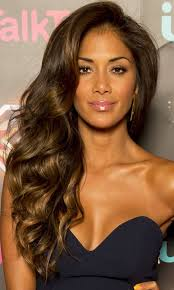 picture of nicole s hairstyle from days of our lives long hairstyles celebrity styles we love nicole scherzinger
