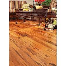 tigerwood 26 05 square engineered hardwood