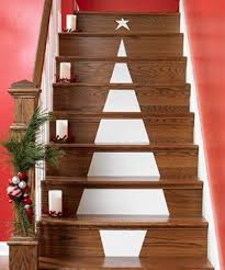 Stairs Decorations by 389 Best Christmas Images On Pinterest Christmas Ideas