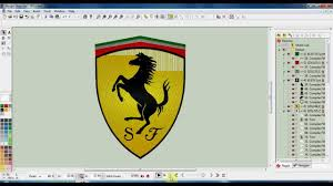 ferrari emblem vector melco design shop v9 ferrari logo youtube
