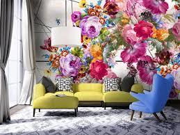 vorschläge für wandgestaltung 100 interieur ideen mit grellen wandfarben archzine net