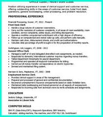 clerical resume exles clerical assistant resume sle http getresumetemplate info