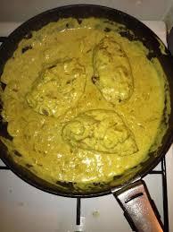 cuisiner escalope de dinde escalope de dinde au curry recette escalopes de dinde escalope