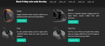 black friday deals on smart watches apple watch accessories black friday 2015 smartwatch deals