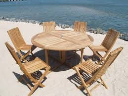 round wood patio table teak round outdoor dining table dining room ideas