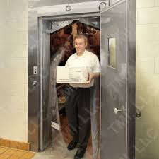 Walk In Cooler Curtains Polar Pro Swinging Doors Walk In Cooler Swinging Door Tmi Llc