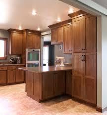 quartersawn oak kitchen kitchens pinterest kitchens