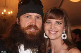 duck dynasty hair cut duck dynasty s jase and missy robertson on why they waited until