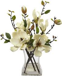 18 Contemporary And Elegant Vase Artificial Flower Arrangements You U0027ll Love Wayfair
