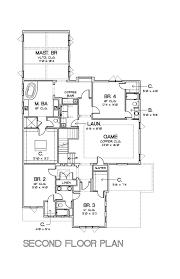 Sample House Plans Modern Style House Plan 4 Beds 3 50 Baths 4385 Sq Ft Plan 449 17