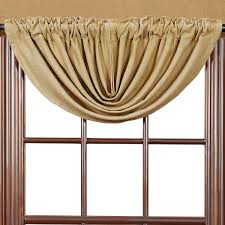 country drapes and curtains burlap natural valance