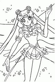 sun and moon coloring page the moon coloring pages bear on the