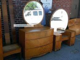 art deco bedroom suite circa 1930 for sale at 1stdibs antique art deco bedroom furniture lovely birch waterfall set for
