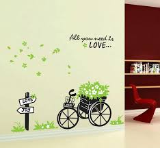 Beautiful Wall Stickers For Room Interior Design 2017 Home Remodeling And Furniture Layouts Trends Pictures