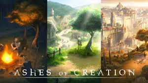 ashes of creation new mmorpg by intrepid studios by intrepid