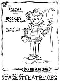 spookley the square pumpkin coloring pages spookley the square