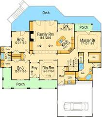 Farmhouse Architectural Plans Plan Of The Week Over 2500 Sq Ft The Mosscliff Plan 1338 D