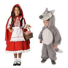Hansel Gretel Halloween Costume Red Riding Hood Big Bad Wolf Kids U0027 Halloween