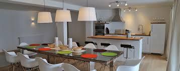 küche mit esstisch bilder der ferienwohnung bergwiese berghaus