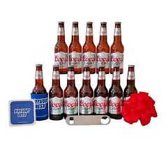 coors light gift ideas coors light gifts www givethembeer com