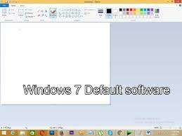 how to screenshot laptop windows 7 and open paint software photoshop