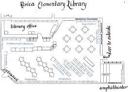 Preschool Floor Plans Library Floor Plan
