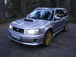 subaru xt stance car photo 2004 subaru forester xt sti jdm conversion jpg 580 385