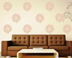 attractive wall stickers for living room designs wall sayings wonderful wall decal quotes living room brown fabric arms sofa pink flower pattern wall decal white