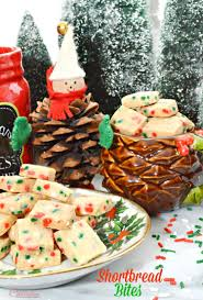 shortbread bites u0026 2015 cookie recipe swap little miss celebration