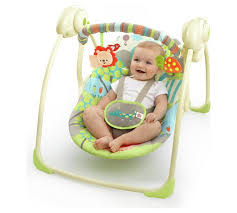 swing chair argos buy bright starts up up away portable swing at argos co uk