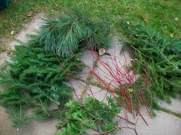 how to make a wreath martha stewart christmas tree decorating the