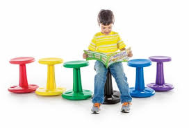 kore wobble chairs play with a purpose