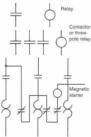 motor relay symbol