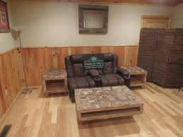 Retro Livingroom Rustic Retro Living Room Set