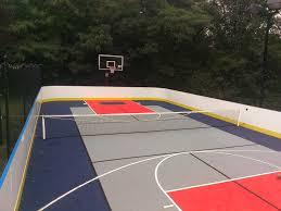 Building A Backyard Basketball Court Basketball Court Lighting Dark Sky Compliant Backyard Sports In