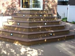 decorating standard trex decking cost with standard quality of