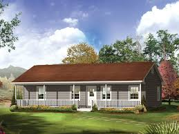 ranch home plans with front porch accommodating ranch style home front porch house plans 30247
