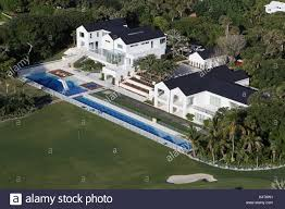 tiger woods house tiger woods house in jupiter island stock photos tiger woods