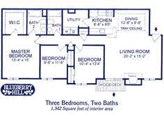 Layout Apartment 2 Bedroom Layout Design Floor Plan Two Bedroom Apartment