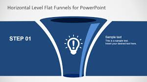 sales funnel free powerpoint template slidemodel