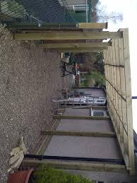 carport timberframe construction garden offices landscaping