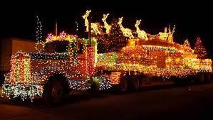 surrey santa parade of lights surrey604 magazine