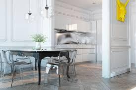 Lucite Stool Bathroom Lucite Chairs Interior Design Ideas