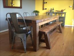 dining room fabulous distressed farmhouse dining table how to