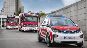 bmw insured emergency service bmw i3 finding favor with departments autoblog