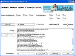 Search Resumes Online by Resumes Online For Employers Administration Job Resume Sample