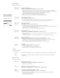 Project Resume Resume Redesign 2014 2017 Skillshare Projects