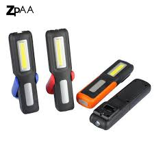 rechargeable magnetic work light zpaa cob usb rechargeable work light l led usb flashlight