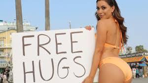 Free Hug Guy Free Hugs Prank Feat Uldouz Youtube