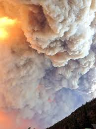 David Phillips Wildfire Credit Union by Dramatic Animation Of Satellite Images Captures Colorado Wildfire